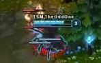 RED解说:英雄天下之中单瑞文。TSM vs SKT1