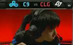RED解说:美服新贵C9大战新版CLG