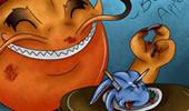 草莓第一视角 新英雄河流之王上单超神吞噬一切!