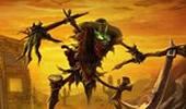 Zn幽灵解说: 钻1电1 打野草人和小漠双飞