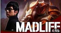 madlife第一视角:牛头对线布隆顶飞一切!