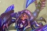 冬阳解说:人家就不想你走嘛~黏死人的蝎子!