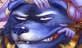 Insec狼人打野VS潘森 版本热门打野的威力