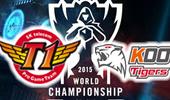 英雄联盟S5总决赛: SKT vs KOO
