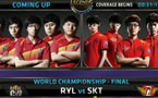 S3世界总决赛:皇族 VS SKT 年度巅峰对决