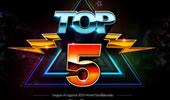 2015《英雄联盟》全球总决赛:KOO-Top5集锦