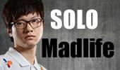 最强SOLO王L组小组赛:Space vs Madlife