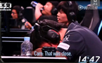 看皇族跟OMG的比赛中,选手是如何对话指挥