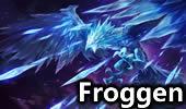 属于中单的传奇:Froggen世界第一冰鸟来了!