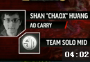 LOL职业选手专题报道:TSM战队Chaox