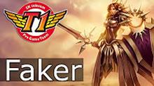 Faker新版日女实战:伤害降低但CD变短 大招增加新被动!