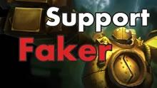 Faker超贱机器人:1级乱斗拿1血 无限风骚局!