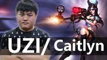 狗蛋组合:UZI五杀女警 小狗真正最强英雄!