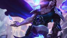 拳头官方英雄介绍:瓦洛兰之盾 塔里克!