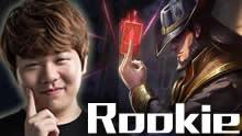 ROOKIE推推棒卡牌:完美支援 队友福音!