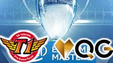 IEM全球总决赛B组胜者组: SKT vs QG