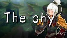 韩服第一锐雯:The Shy锐雯上路无限单杀打穿!