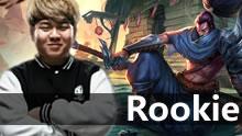 ROOKIE中单亚索:已经在韩服第十位 面对疾风吧!