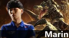 Marin上单老鳄鱼:长青上单英雄 版本不跟随!