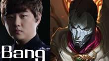 SKT Bang烬第一视角 完美补刀一流水准!