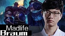 MadLife辅助之布隆:做一个支配全场的辅助!