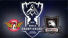 半决赛 ROX VS SKT(第二场)