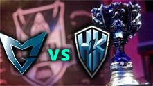 半决赛 H2K VS SSG(第二场)