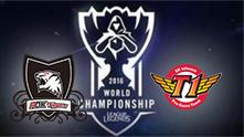 半决赛 ROX VS SKT(第一场)
