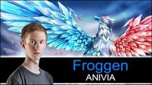 第一视角:Froggen凤凰对线版本最强辛德拉