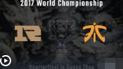 2017全球总决赛 八强赛 RNG vs FNC_4