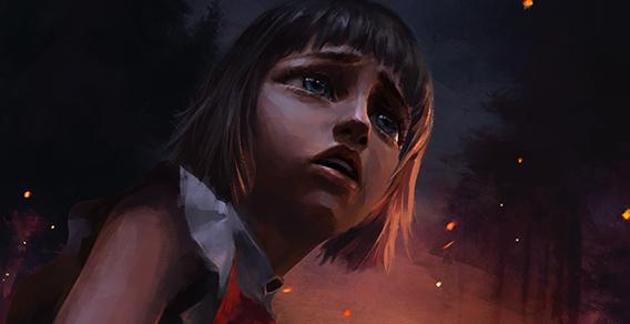 英雄联盟年度巨献CG:讲述安妮的神秘过往