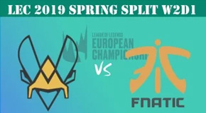 2019LEC春季赛常规赛1月26日比赛回放 VIT VS FNC