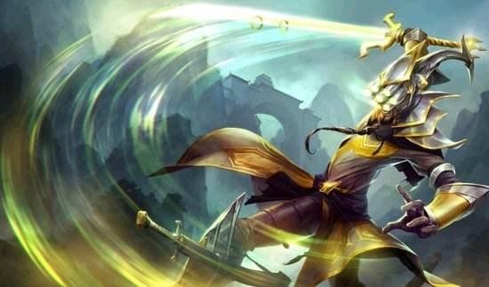 英雄联盟LOLS9无极剑圣-易的暴击流及攻速流玩法出装攻略