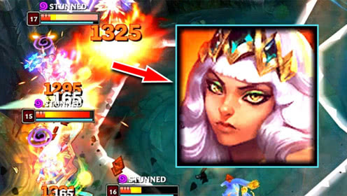 LOL新英雄刺客奇亚娜,技能强度突破天际