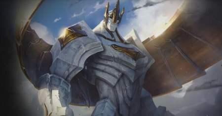 英雄联盟:加里奥新版本玩法出装推荐,到位