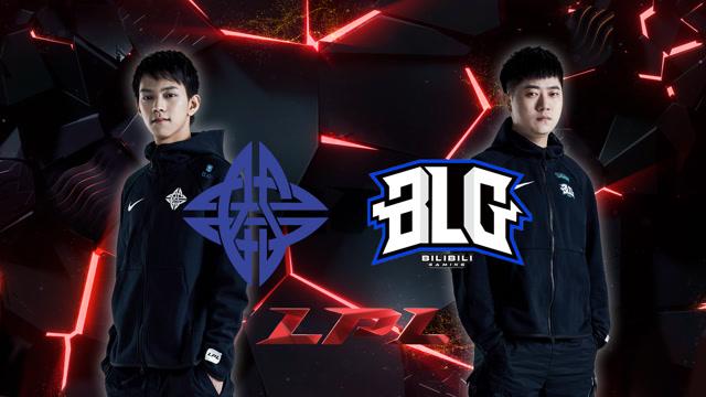 2020LPL职业联赛春季赛 ES vs BLG 第三场