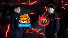 2020LPL职业联赛春季赛 SN vs FPX 第二场