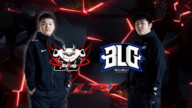 2020LPL职业联赛春季赛 JDG vs BLG 第二场