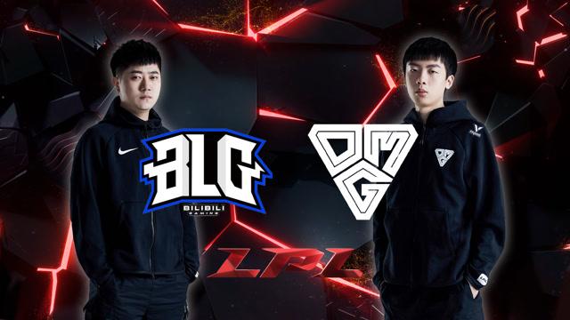 2020LPL职业联赛春季赛 BLG vs OMG 第二场
