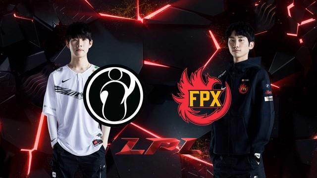 2020LPL职业联赛春季赛 IG vs FPX 第三场