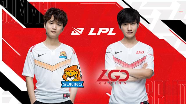 2020LPL夏季赛季军赛 SN vs LGD 第三场