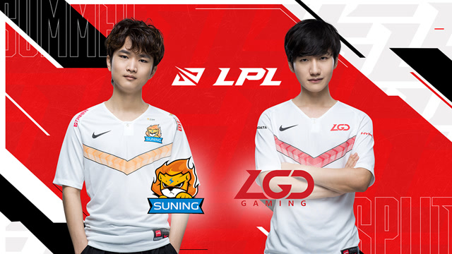 2020LPL夏季赛季军赛 SN vs LGD 第一场