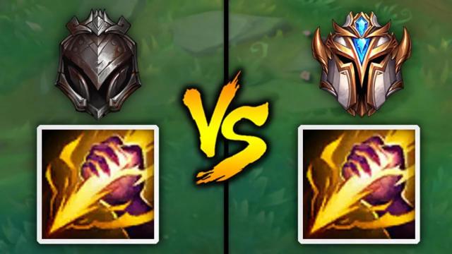 青铜与王者的Gank 这是来增加游戏难度的?